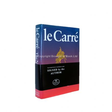 The Night Manager Signed by John le Carré First Edition published by Hodder & Stoughton 1993